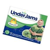 Pampers UnderJams Bedtime Underwear Boys Size L/XL, 42 Count New