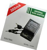 Universal AC DC Adapter Converter 3 4.5 6 7.5 9 12 V Power