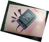 Memex Universal AC/DC Adaptor MU-1000 1000mA  1.5-3-4.5 6-7
