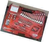New Craftsman 56 Piece pc Universal Mechanics Tool Set
