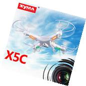 Upgraded Syma X5C-1 2.4Ghz 6-Axis Gyro RC Quadcopter Drone