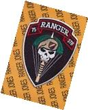 US Army 75th Infantry Ranger STB Special Troops Battalion