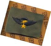 US Army Master Vietnamese Army Airborne parachute wing cloth