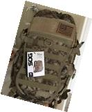 US Army Military SOG Opord Day Pack Molle Tactical Backpack