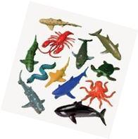 US Toy Assorted Ocean Sea Animals Action Figure