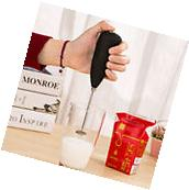 Mini Electric Coffee Milk Frother Drink Stirrer Egg Beater
