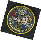 US NAVY Crossing of the Equator Shellback Military Patch