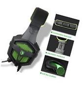 US SADES SA-807 Stereo PRO Gaming Headset Headband Headphone