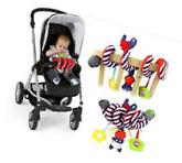 US Store1pc Baby Toy Newborn Rattles Stroller Bed Hanging