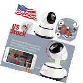 US Wireless HD 720P IP WIFI Camera Home Network Security