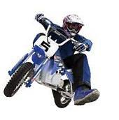 NEW Razor USA MX350 Electric Motocross Dirt Rocket Scooter