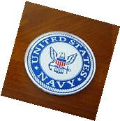 new USN United States US NAVY Acrylic Metallic Colored