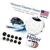 Haier Vacuum Cleaning Robot Auto Floor Cleaner Sweeper W/