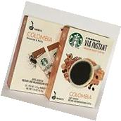 NEW Starbucks VIA Instant Coffee Colombia Med Roast 26