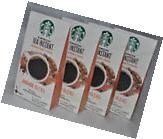 Starbucks Via Instant Medium Roat Coffee 4 Packs - Pike