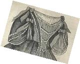 Victorian Clothing Civil War Ballgown Bodice New PATTERN