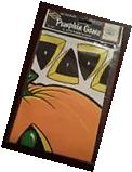 Vintage 1989 Beistle Pin The Nose On The Pumpkin Game