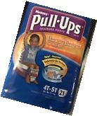 Vintage Huggies Size 4T-5T Pull Up Diapers From 2008 21