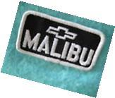 "Vintage Chevrolet Malibu Uniform Patch 3 1/8"" X 1  3/4"