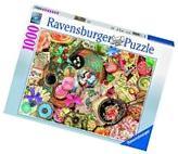 Ravensburger Vintage Collage Jigsaw Puzzle  Lot