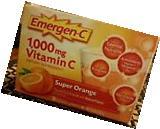 3x Emergen-C 1000 mg Vitamin C Dietary Supplement  Super