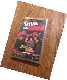 VIVA LA BAM VOLUME 4  MINI DISK UMD MOVIE  FOR PSP SYSTEM