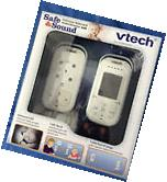 VTech VM311 Safe & Sound Video Baby Monitor with Night