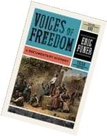 Voices of Freedom: A Documentary History  3th  edition