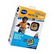 NEW Vtech Kidizoom Action Cam Waterproof Mounts LCD USB