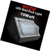 2Pack LED Wall Pack 70W Fixture Light Energy Efficient