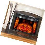 AKDY Wall Mount Electric Fireplace Insert