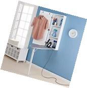 Wall Mounted Ironing Board Portable Storage Center Easy