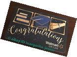 "WALMART US NEW GIFT CARD ""CONGRATULATIONS"" GRADUATION 2017"