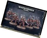 Warhammer 40K Chaos Space Marine Terminators New/Sealed