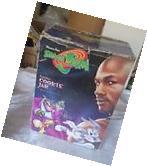 Warner Brothers Michael Jordan Space Jam Cookie Jar Looney Tunes NIB 256