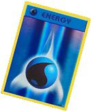 Water Energy - 93/108 - Common - Reverse Holo XY Evolutions