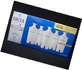 5 Pack Brita Water Filters Hot Advanced Pitcher Filter
