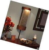 Water Fountains Indoor Table Wall Mount Hanging Pump Lighted