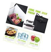 Waterproof Picnic Bag Insulated Thermal Lunch Box Cooler