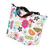 Flora Mcqueen Picnic Insulated Fashion Lunch Cooler Tote Bag