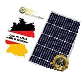 100W Watt Solar Panel Mono 12V Volt for Off Grid RV Boat