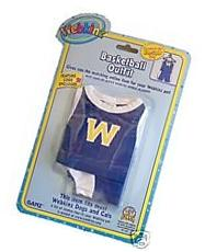 WE000316 Basketball Outfit Webkinz New Code Sealed With Tag
