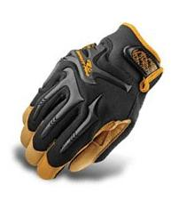 Mechanix Wear Black CG Impact Pro Gloves