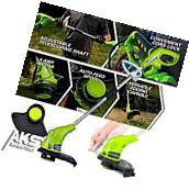 Weed Eater Electric String Trimmer Edger Grass Weedeater