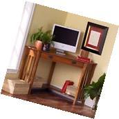 Southern Enterprises Well Managed Mission Oak Corner