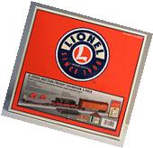 LIONEL WESTERN FREIGHT EXPANSION SET O GAUGE cars shanty