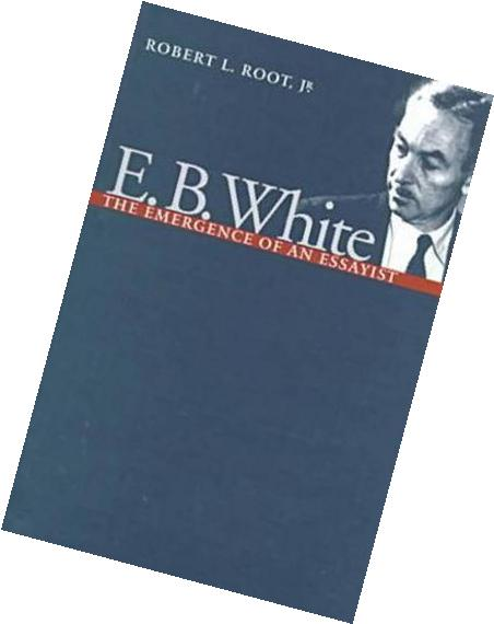 The essayist eb white