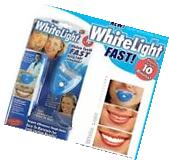 WHITE LIGHT HOME KIT TEETH TOOTH WHITENING GEL SUPER BRIGHT