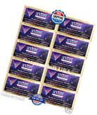 CREST Whitestrips 3D White LUXE Professional Effects 10