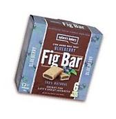 Nature's Bakery Whole Wheat Fig Bars: Blueberry 6-ct